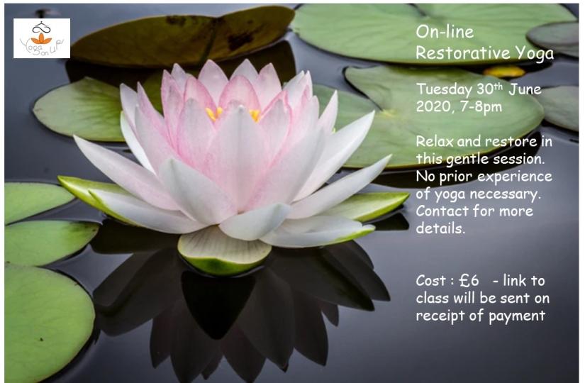 On-line Restorative Yoga